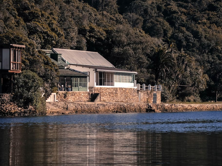 Kaaimans River Cottage - Airbnb