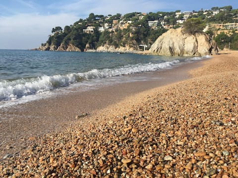 COSTA BRAVA, PEACE & 5MIN WALK TO THE BEACH
