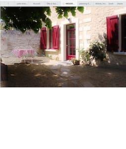 Gîte cosy bord de Loire - Savennières