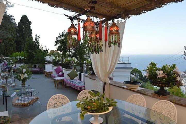Villa Sole 3 camere 3 bagni - Capri - Villa