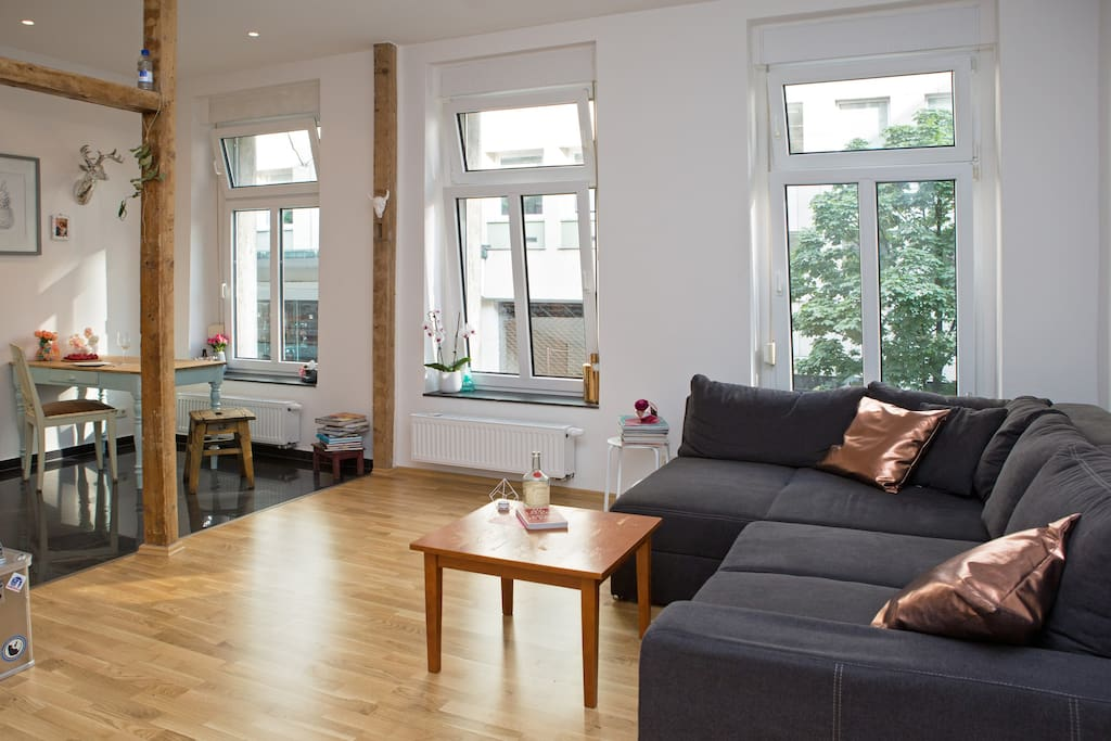 beautiful apartment belgian quarter apartments for rent in k ln nordrhein westfalen germany. Black Bedroom Furniture Sets. Home Design Ideas