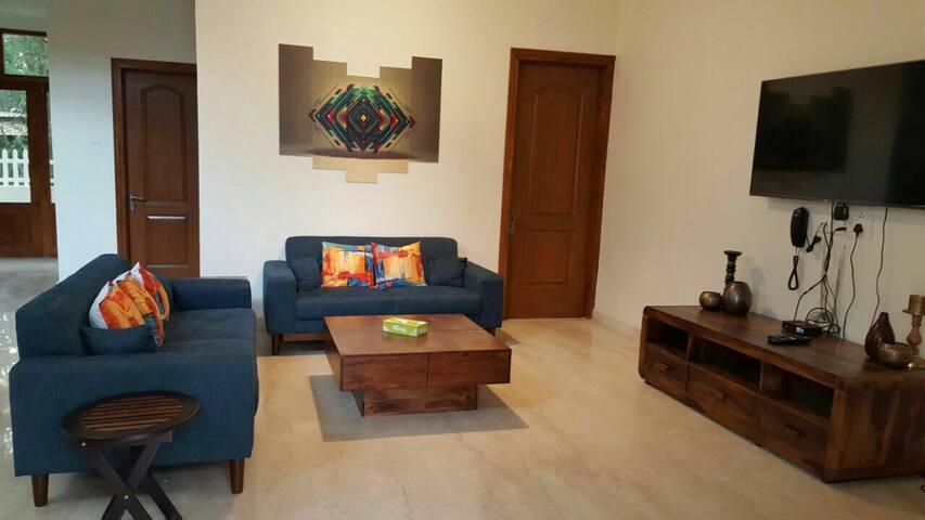 3 BHK Luxury Villa At Siolim