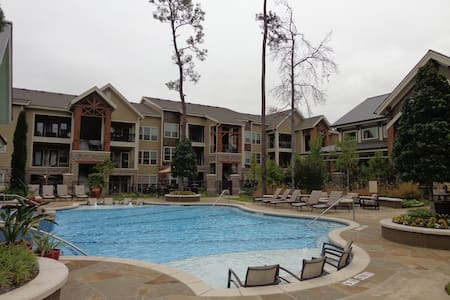 Georgeous Pool View 1BDR/1Bath-Woodlands #61WL06 - The Woodlands