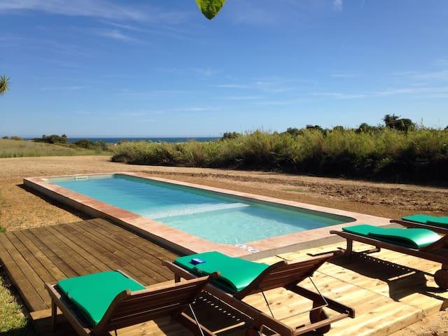 Casa frente ao mar a 300m da praia - Cacela Velha