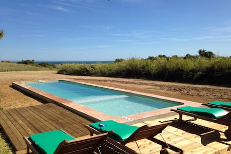 Casa frente ao mar a 300m da praia - Cacela Velha - Casa
