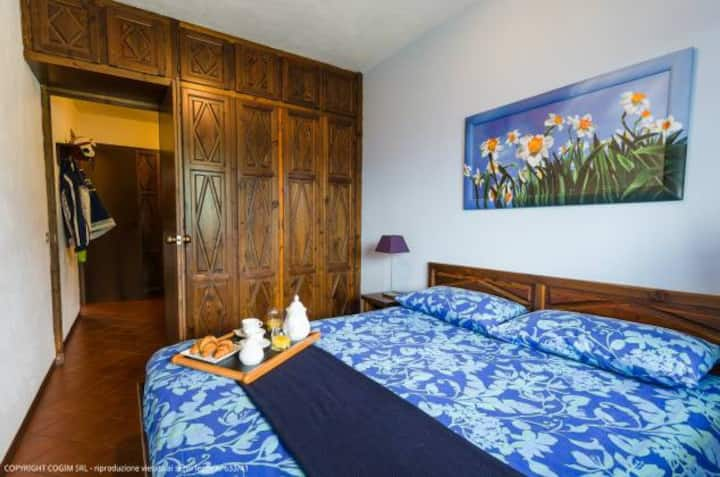 Sestriere ❄️ Apartment on the Alps (6 pax)