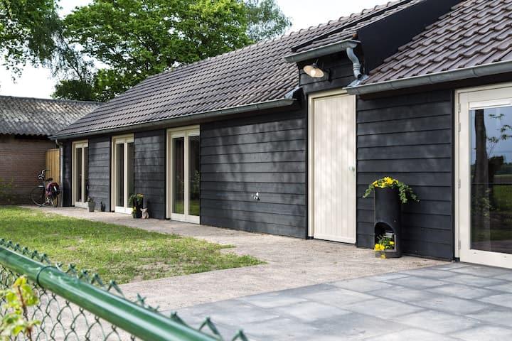 Luxe vakantiehuis nabij Eindhoven