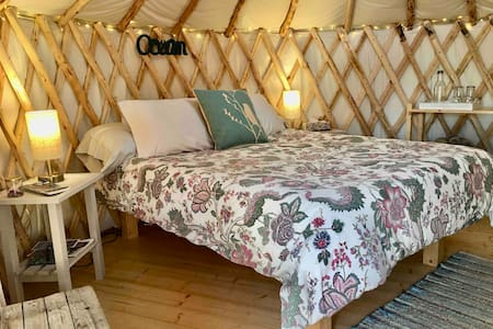 The Osprey, Rusticator Yurt