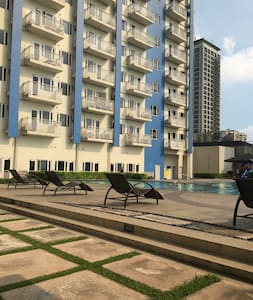 1 Bedroom at Sun Residences with Mall, Bank &Resto - Manila