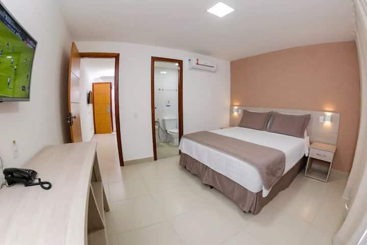 Suíte Plus em Hotel Fazenda