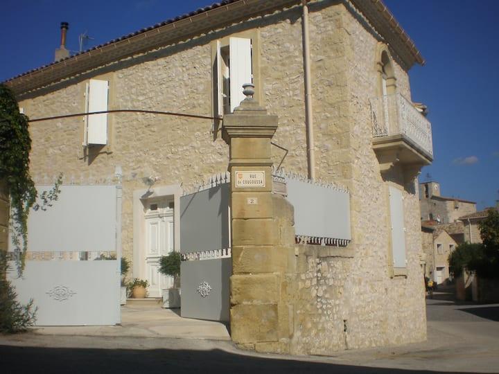 La maison de papé Gite Cour