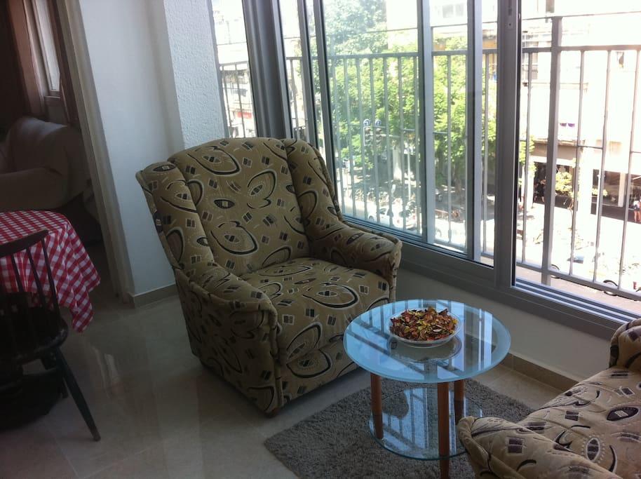 Bedroom's Balcony
