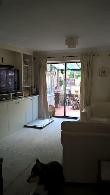 Changing Room Turnbridge