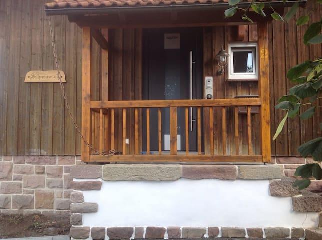 Gemütliche Ferienwohnung/Zimmer A66 - Flieden