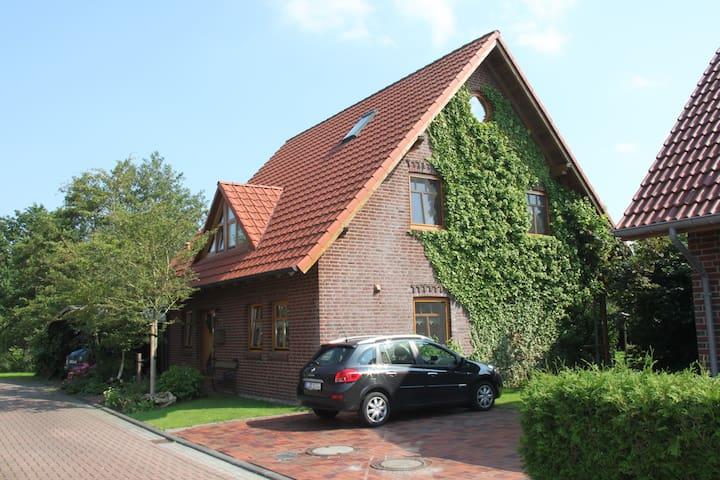 Grünes Paradies - Wangerland Hohenkirchen - Dom