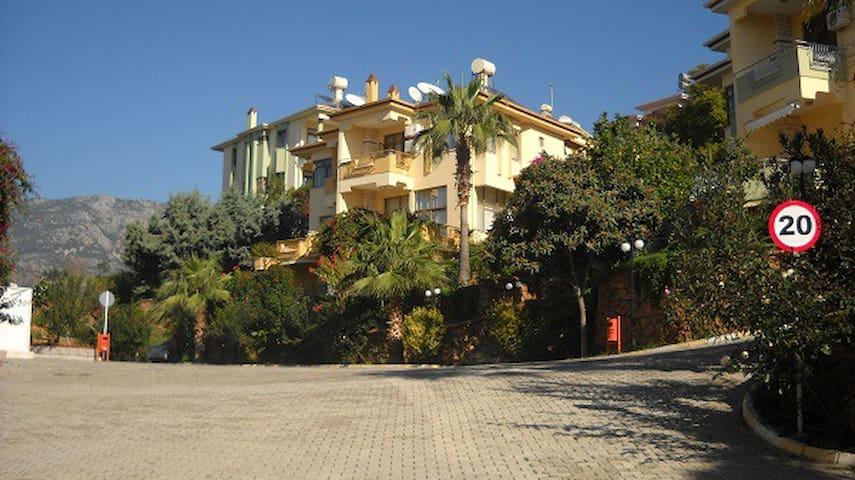 Вилла с видом на море - Махмутлар - Villa