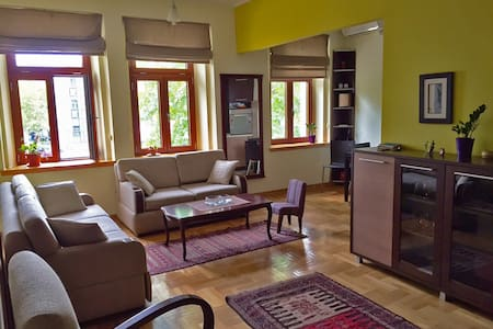 Lux flat in city centre Podgorica - Podgorica