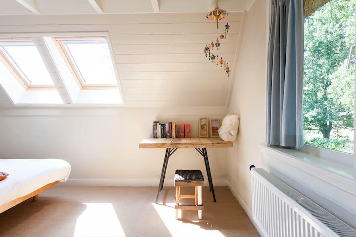 Prachtige ruimte in woonboerderij - Vierakker - Ev