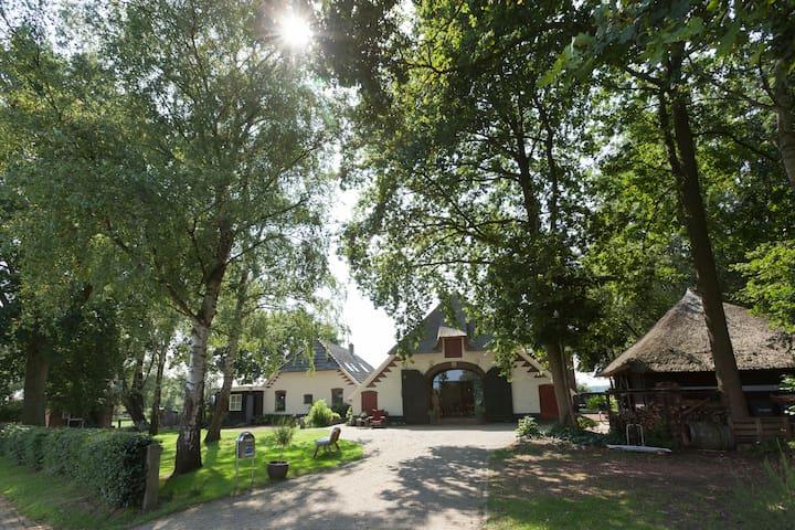 Prachtige ruimte in woonboerderij - Vierakker - Haus