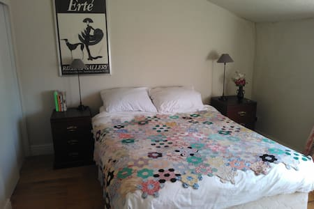 Light and quiet double room - Woodbridge - Bed & Breakfast