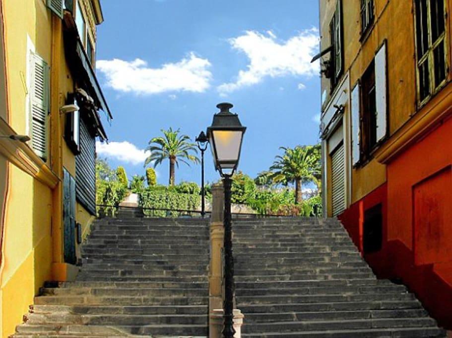 Vieux Nice / Coulée Verte