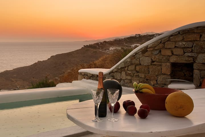 Super Luxury Villas Harma Mykonos-c - Μύκονος - Villa