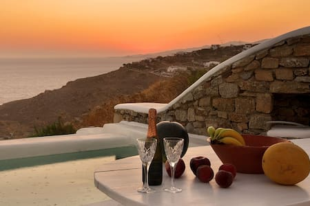 Super Luxury Villas Harma Mykonos-c - Μύκονος