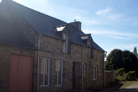 Gite Brittany sleeps 6 - Collinée - 独立屋