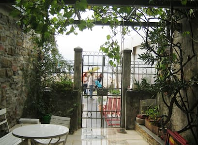 Appartment with garden near the sea - Piran - Wohnung