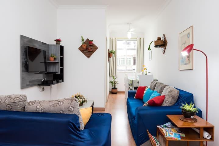 Apartamento 2 dormitorios 2 Baños en Copacabana