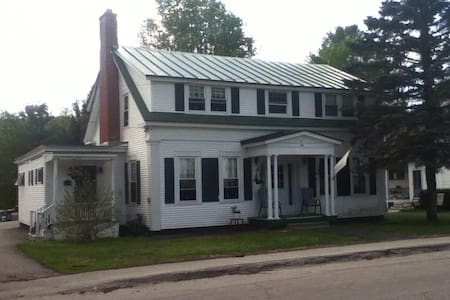 Spacious family home near Norwich University - Northfield