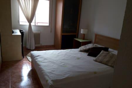 Habitación en el centro de SS Reyes - San Sebastián de los Reyes - Apartment