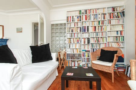 Beautiful, bright and central flat - Paris