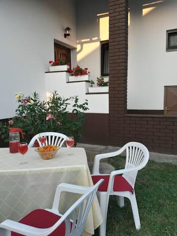 Apartment Cecilia - 4 to 6 guests - Koprivnica