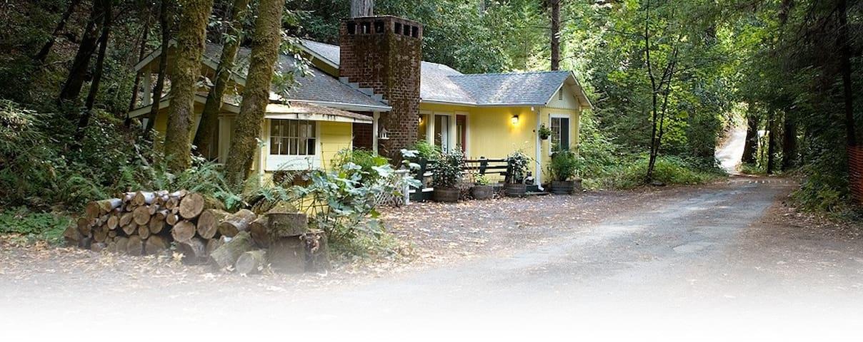 Cazadero Bakery #5 - Paradise Grove Cottage