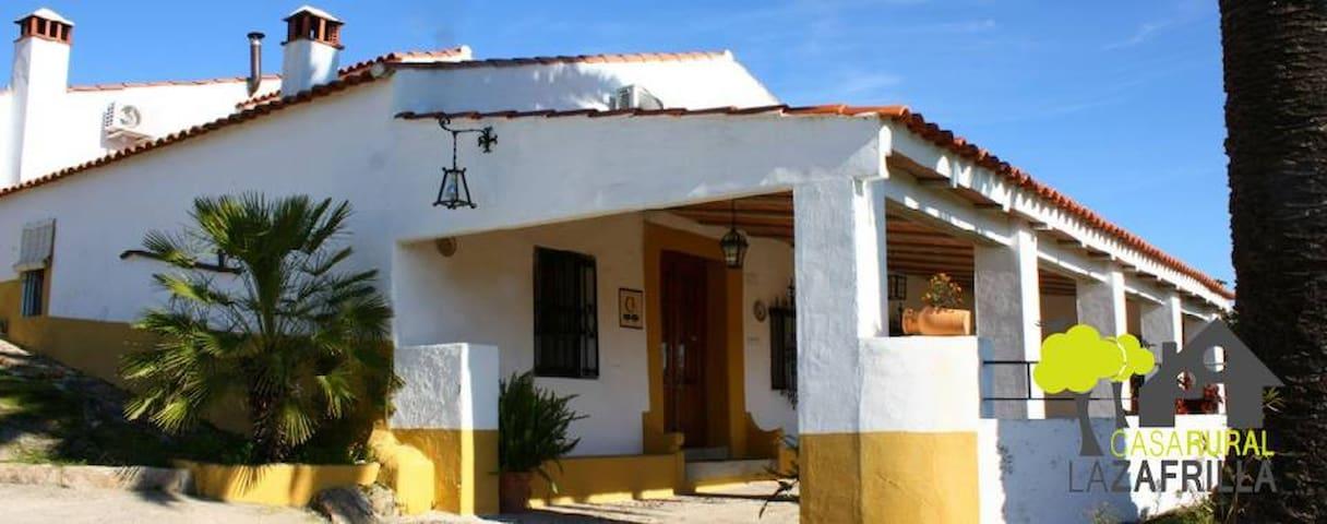 Casa Rural La Zafrilla - Jerez de los Caballeros - House