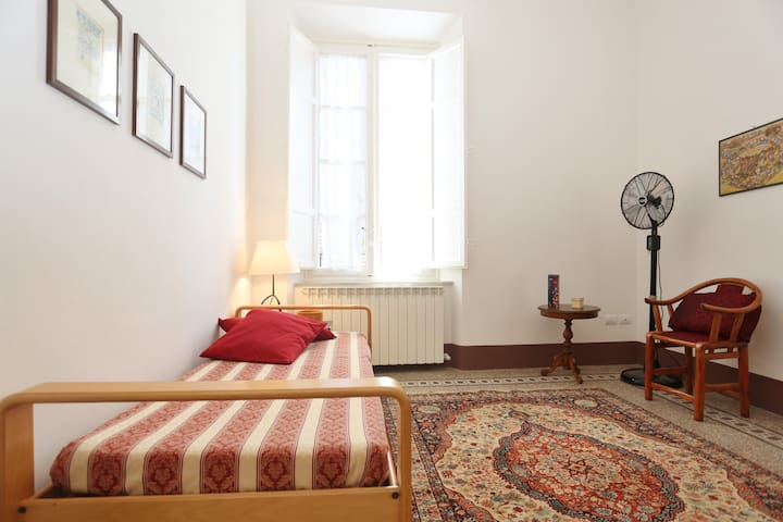 Cozy 2BD with terrace - Lucca - Appartement