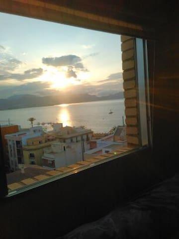 Apartamento en Playa - Puerto de Mazarrón - 公寓