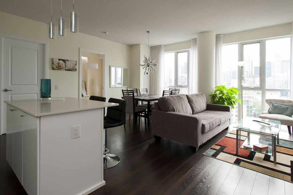 Luxury Downtown Spacious Apartment - Apartments for Rent ...