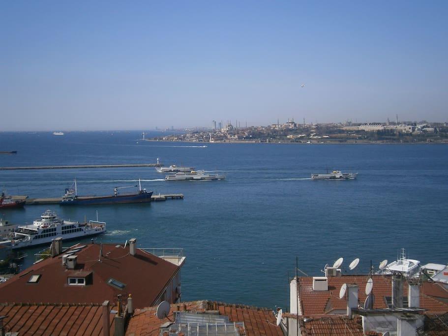 Marvelous penthouse studio flat appartamenti in affitto a istanbul istanbul turchia - Il divano di istanbul ...