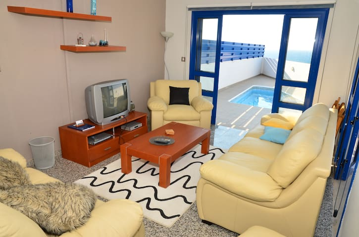 Capedee Holiday Villa - Pachyammos - Dům