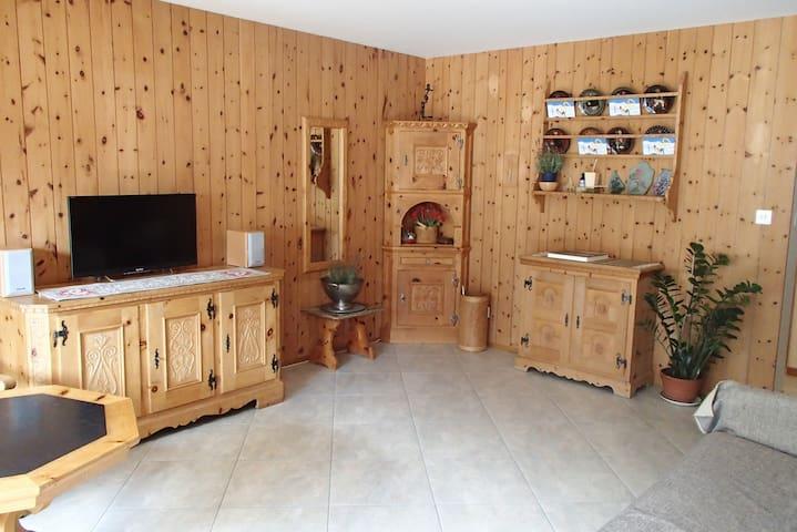 Chavallera - Sankt Moritz - Condominio
