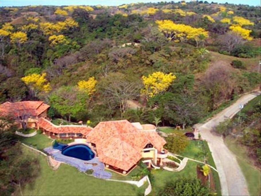 gated 40 acre estate