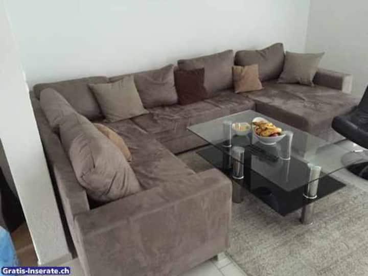 3 Room Zuerich Apartment ( Free Parking )