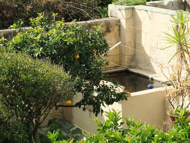 Maltese town house double room - Saint Julian's - House
