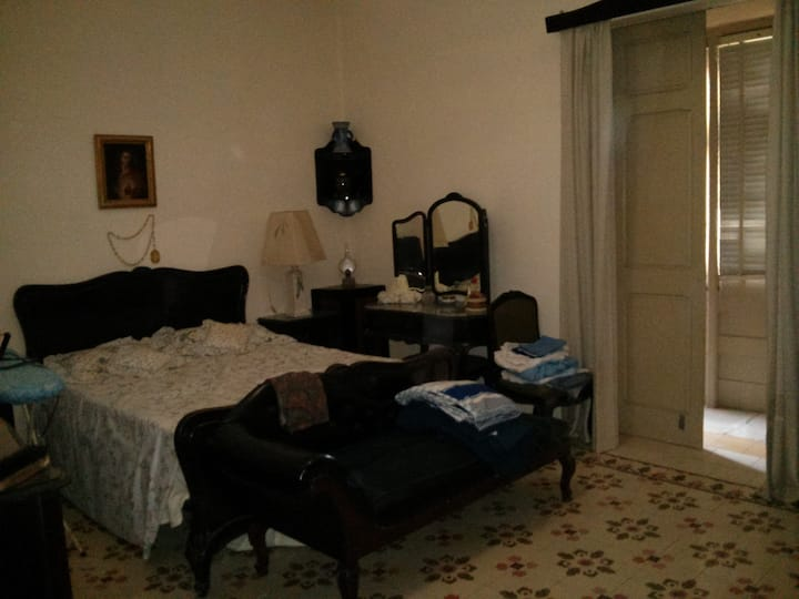 Maltese town house double room