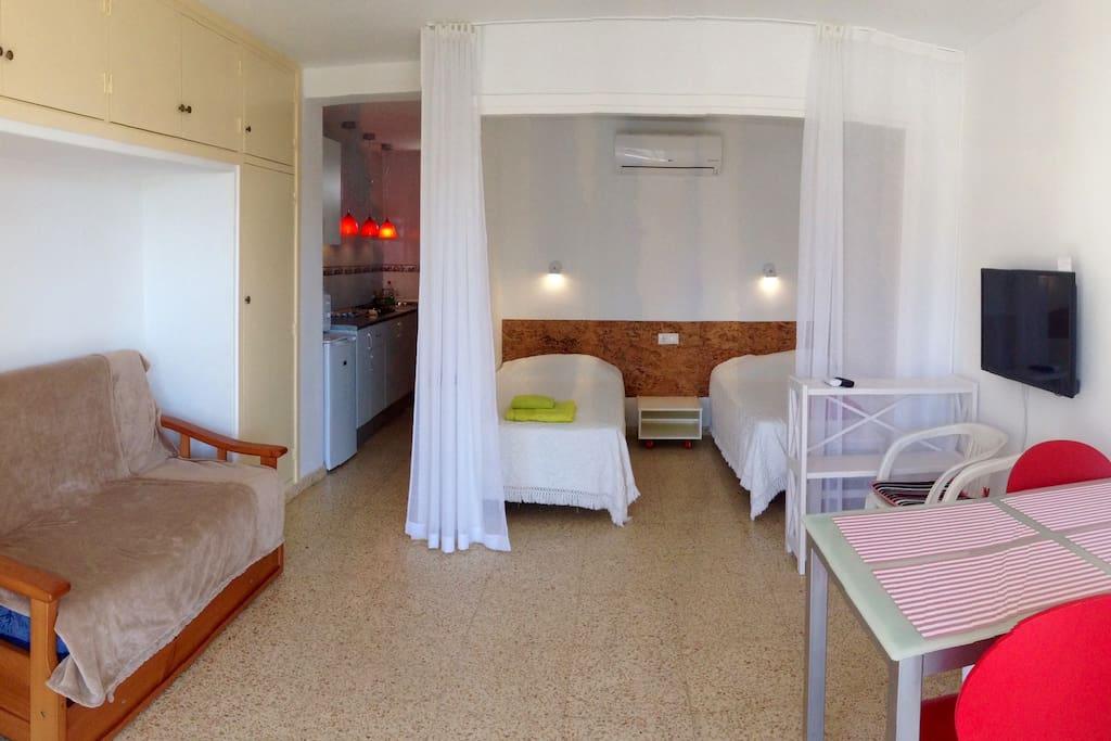 Rent Apt Benidorm  Rooms