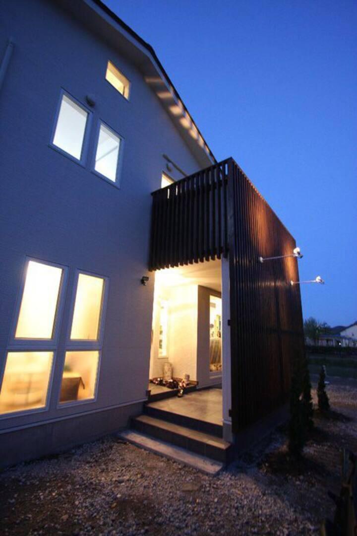 Clean,new house near Gifu station