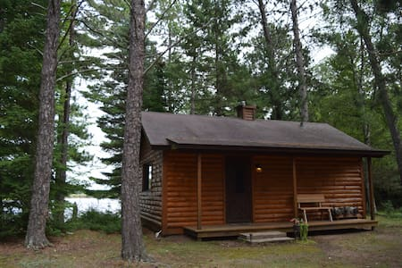Perfect Fall Ride Lakefront Cabin - Tomahawk