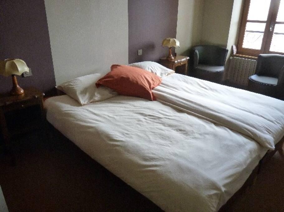 une de nos chambres doubles